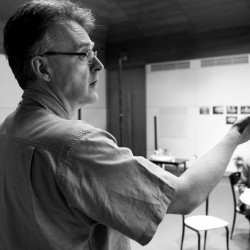 Patrick Mason, Director of The Gate's production of 'A Woman of No Importance' by Oscar Wilde. Photo by Pat Redmond