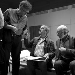 Patrick Mason, Joe Vanek & John Kavanagh. photo Pat Redmond